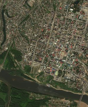 Yandex карта уфа - 595